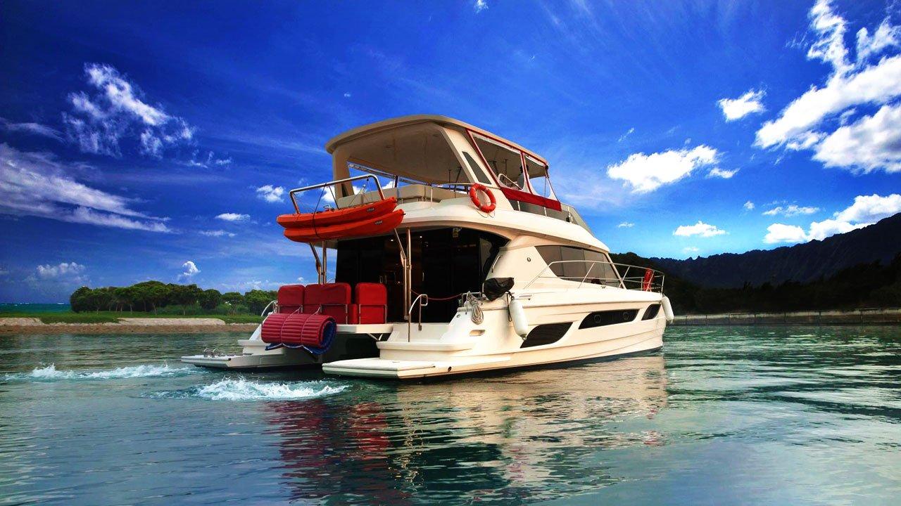 Amethyst Yacht